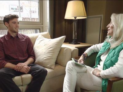 Brandon Hebor Interviews